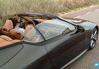 Lexus LC 500 Convertible 2021 (rijtest)