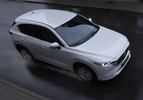 Mazda CX-5 facelift 2022 wit front