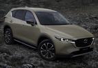 Mazda CX-5 facelift 2022 bruin