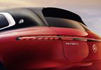 Mercedes-Maybach EQS 2022 achterlicht