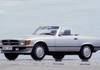 50 years Mercedes SL/SLC (R107)