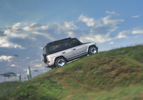 Mercedes-Benz Concept EQG off-road