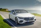 Mercedes-Benz EQE 2022 wit