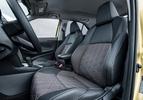 Toyota Yaris Cross 2021 zetels