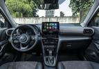 Toyota Yaris Cross 2021 dashboard