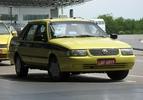 volkswagen santana-taxi