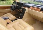 Vergeten auto Volvo 780 Bertone 7