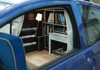 Renault Twingo 55 FBG Goes Pop Scabin Pasta Reading Room 003