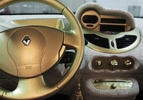 Renault Twingo 55 FBG Goes Pop Scabin Pasta Reading Room 009