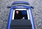Renault Twingo 55 FBG Goes Pop Scabin Pasta Reading Room 014