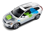 Volvo XC60 Plug-in Hybrid Concept 009