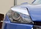 Renault Laguna GT 4Control rijtest 008