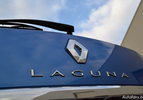 Renault Laguna GT 4Control rijtest 010
