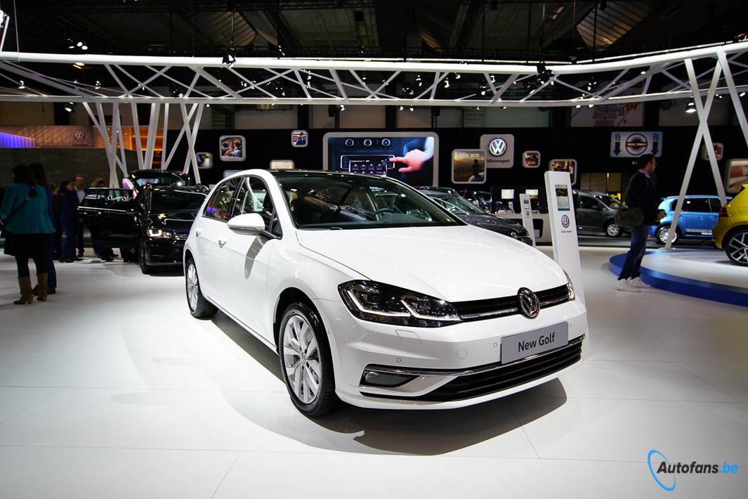 Volkswagen Golf VII - AutoWeek.nl