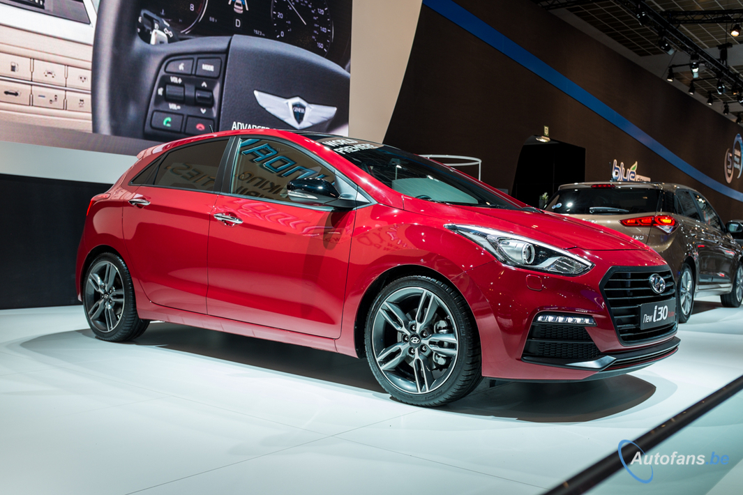 Unique HYUNDAI I30 TURBO 2015 PRICE  Wrocawski Informator