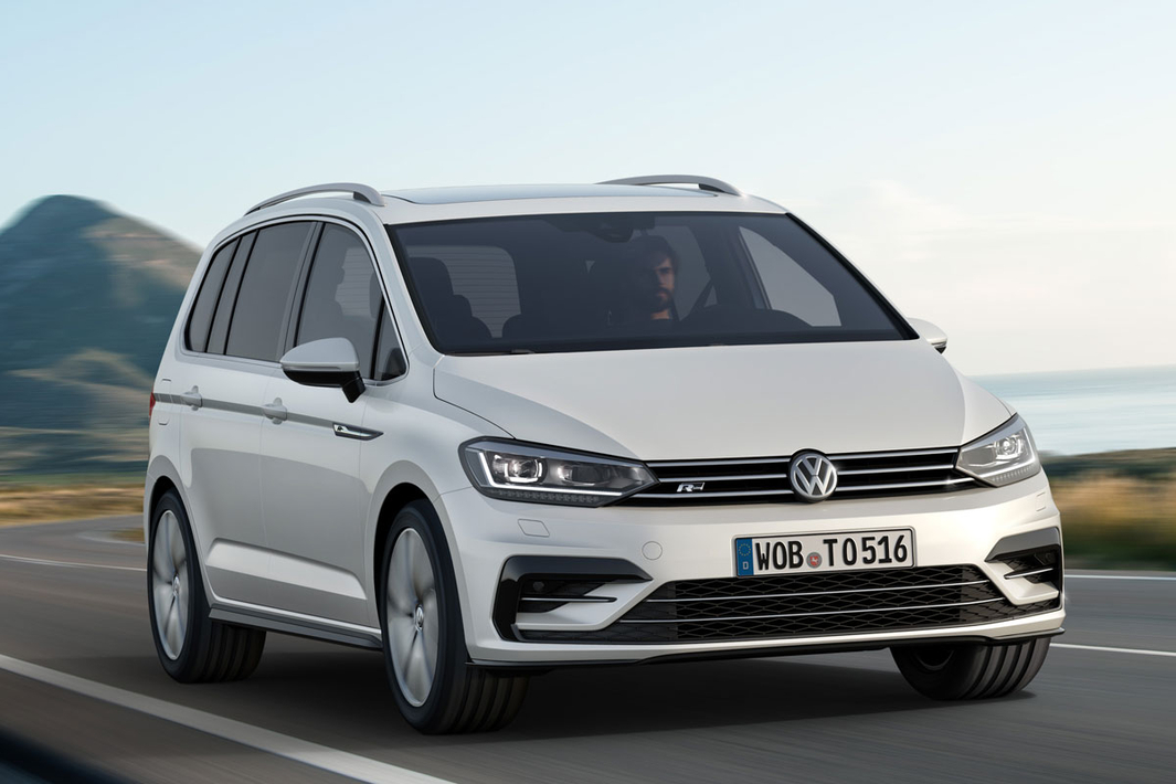 Volkswagen Touran 2015 Download deze foto 1 van de 11