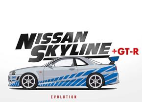 Video-Nissan-Skyline-Generaties