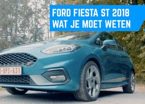 Ford Fiesta ST wat je moet weten