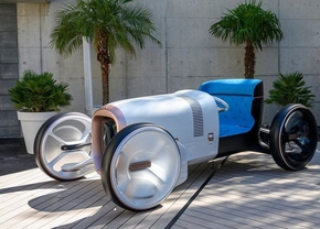 Mercedes-Benz Vision Simplex Concept