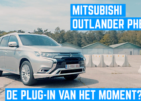 Mitsubishi Outlander Phev facelift review
