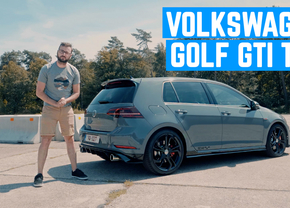 Review Volkswagen Golf GTI TCR Video