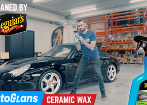 Meguiars Ceramic Hybrid Wax video