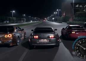 Need For Speed Underground Real life Part 2