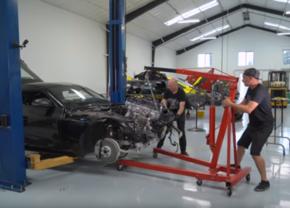 Toyota Supra engine breakdown B58