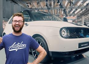 IAA 2019 EV Honda e Volkswagen ID.3