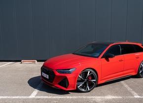 Audi RS 6 Avant 2020 (rijtest)