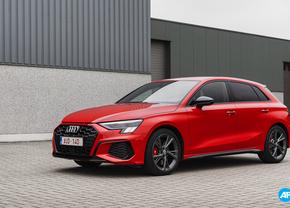 Audi S3 rijtest video Autofans 2020