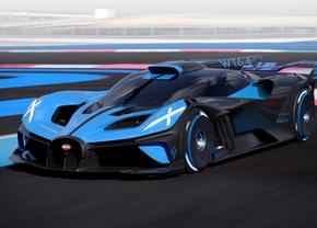 Bugatti Bolide (2020)