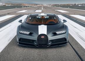 Bugatti Chiron Sport les légendes du ciel 2020