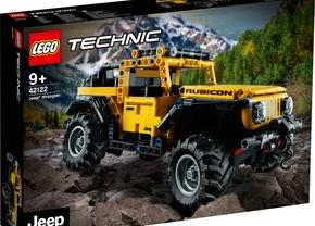Lego Technic Jeep Wrangler Rubicon (42122)