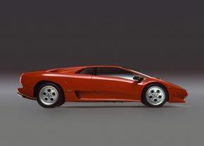 30 jaar Lamborghini Diablo 30 years