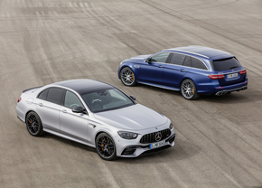 Mercedes-AMG E 63 facelift (2020)