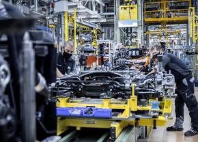Mercedes EQ-range 2021-2022