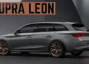 Cupra Leon video 2020 Autofans
