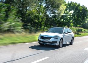 Skoda Kamiq 1.5 TSI rijtest Autofans 2020