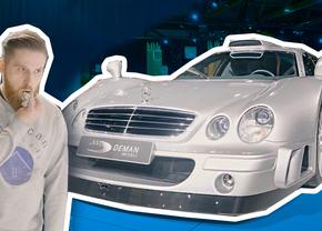 Autosalon Brussel Dream Cars review