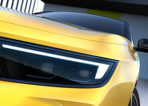 Opel Astra teasers (2021)