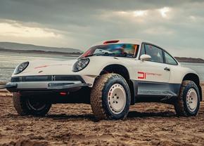 Singer Porsche All-Terrain Competition Study (2020)