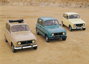 Renault R4 60 years