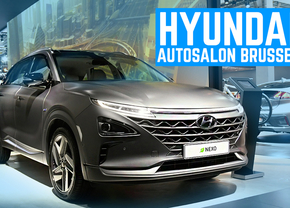 Hyundai Autosalon Brussel 2020