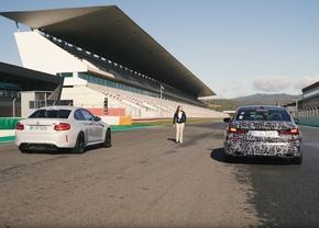 nieuwe BMW 3 vs BMW M2