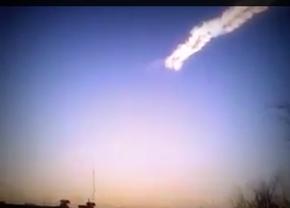 Meteoriet Russia