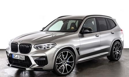 BMW X3 M Competition AC Schnitzer 2020