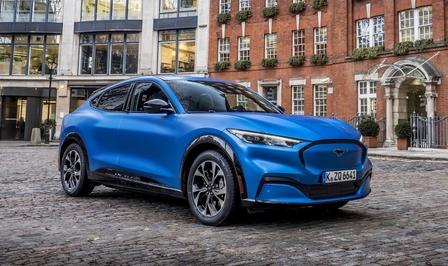 Ford Mustang Mach-E prijs belgie