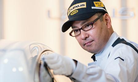 Lexus Takumi documentaire