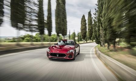 Maserati GranTurismo 2021 elektrisch